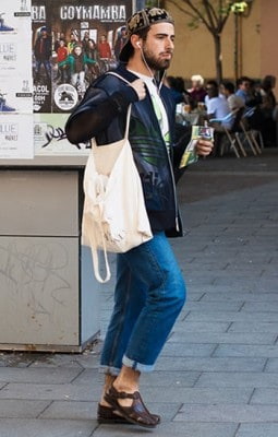 Anonymous, Photographed in Madrid - Click Photo To See More