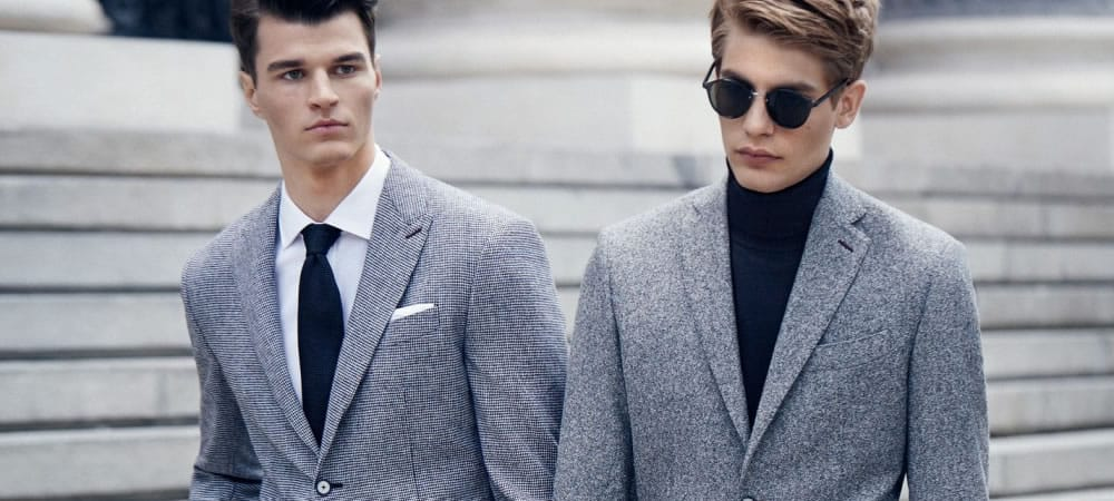 The Autumn/Winter 2015 Tailoring Guide