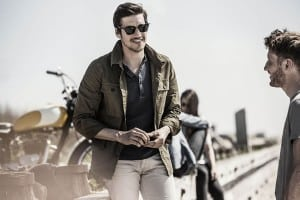 Barbour Spring/Summer 2016 Advertising Campaign