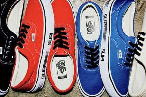 The New Supreme x Vans Collab Leaked And It's Unsurprisingly Amazing