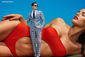 Suitsupply Spring/Summer 2016 Advertising Campaign