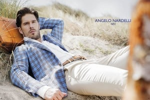Angelo Nardelli 1951 Spring/Summer 2016 Advertising Campaign