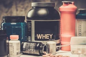 The Supplements That Strong Men Take