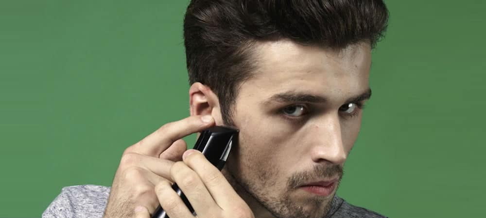 How To Groom Your Sideburns
