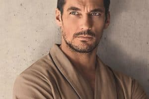 Here's How To Look Like David Gandy Between The Sheets