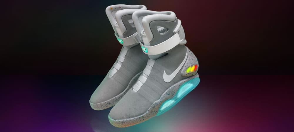 Here's How To Get Nike's Self-Lacing Sneakers From Back To The Future