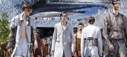 The Weirdest Menswear Shows Ever