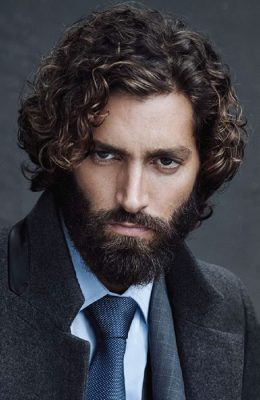 The Best Men\'s Curly Hairstyles & Haircuts For 2018 | FashionBeans