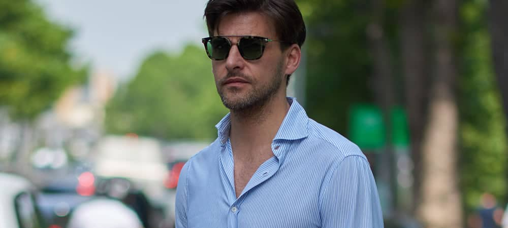 The Best Men's Street Style Looks: August 2017