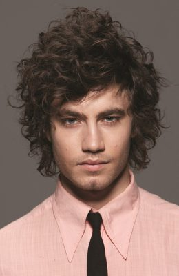 The Best Men's Curly Hairstyles & Haircuts For 2017