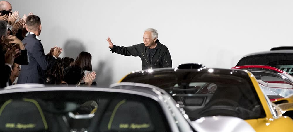 Ralph Lauren Just Revealed His Secret Car Collection To The World
