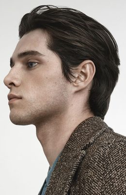 Mens Hairstyles Brief Medium