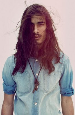 The Best Long Hairstyles For Men 2017