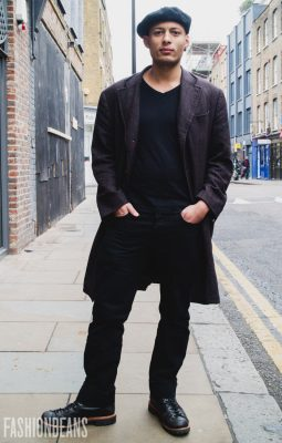 Nathan, Photographed in London - Click Photo To See More