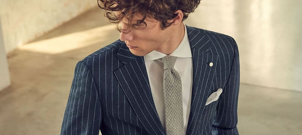 Why It's Time To Reconsider The Pinstripe Suit