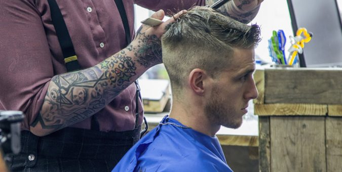 The Definitive Guide To High & Tight Haircuts