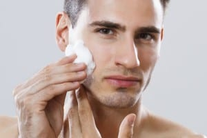 Men's Grooming Problems: Combating Oily Skin