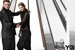 Y-3 Autumn/Winter 2012 Advertising Campaign