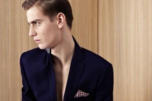 Reiss Spring/Summer 2013 Laid-Back Luxe Men's Lookbook