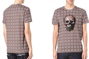 Alexander McQueen Graphic T-shirts: AW13 Collection