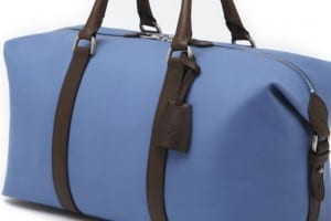 Mulberry x Mr. Porter Luggage