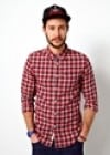 Lee Shirt Flannel Check Slim Fit