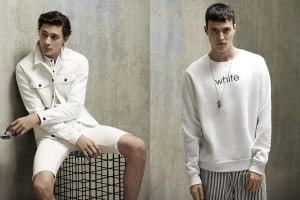 New Look Spring/Summer 2015 Men's Lookbook