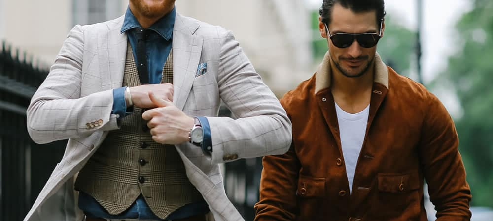 Street Style Gallery: The Best Of London Collections: Men SS16