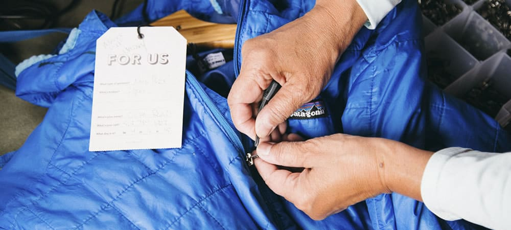 Patagonia Wants To Save The World (And Your Wardrobe)