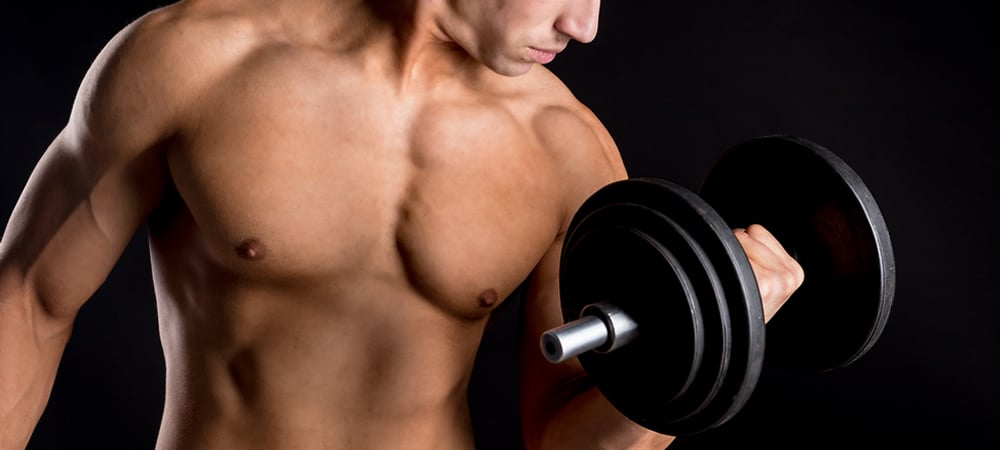The Busy Gym Dumbbell Workout