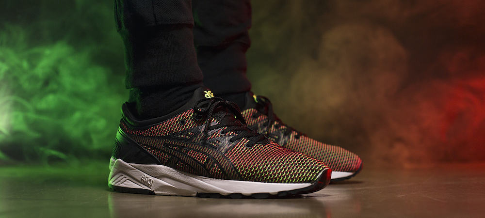 Colour Changing Sneakers Are A Thing