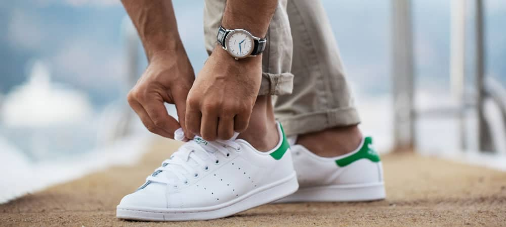 Should My Watch Strap Match My Shoes?
