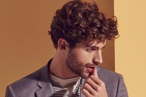 37 Of The Best Curly Hairstyles For Men