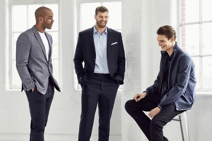 M&S Suits Up With New Big And Tall Tailoring Range