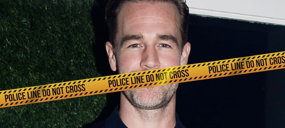 Did James Van Der Beek – Of All People – Just Make The Moustache Cool Again?