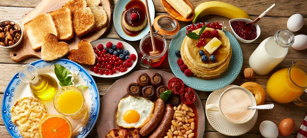 Why A Bigger Breakfast Could Burn Your Belly Fat