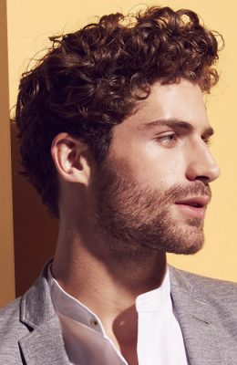 The Best Men S Curly Hairstyles Haircuts For 2019 Fashionbeans