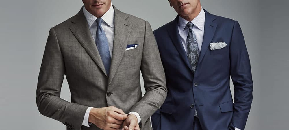 The Lounge Suit Dress Code: A Complete Guide
