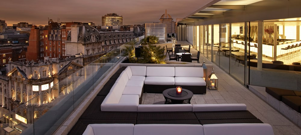 The Best Rooftop Bars In London For Upgrading Your Instagram Game