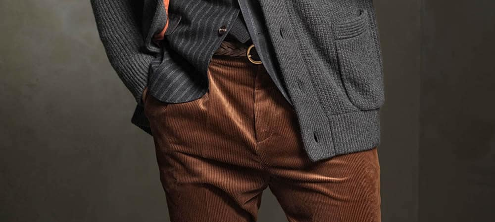 The Best Corduroy Trousers For Men 2021