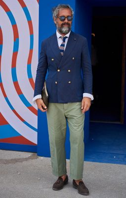 Pitti Uomo 96: The Best Street Style Looks